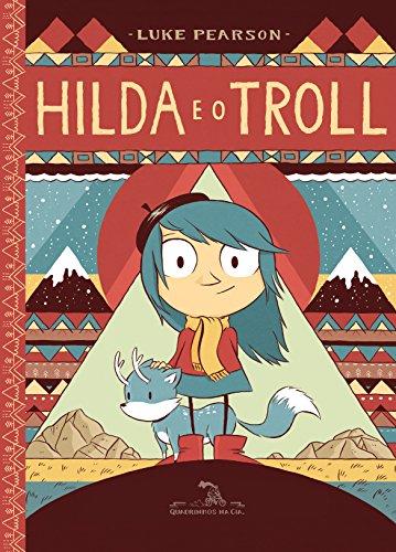 Hilda e o Troll, livro de Luke Pearson