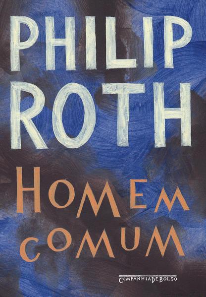 Homem Comum (Edição de bolso), livro de Philip Roth