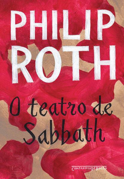 O Teatro de Sabbath (edição de bolso), livro de Philip Roth