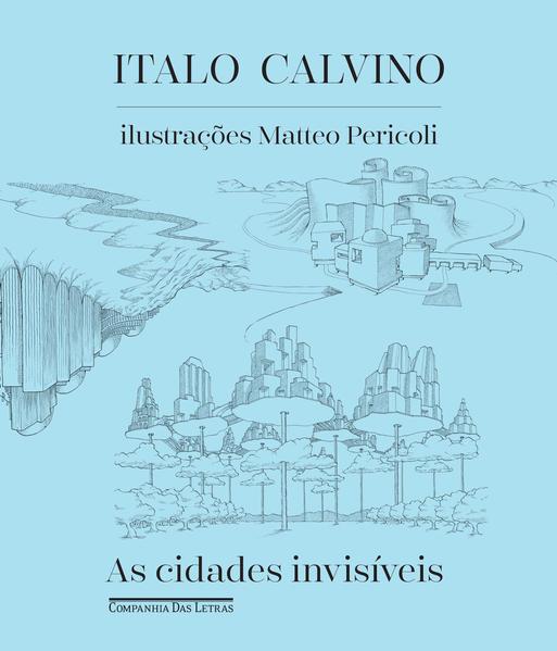 As Cidades Invisíveis, livro de Italo Calvino