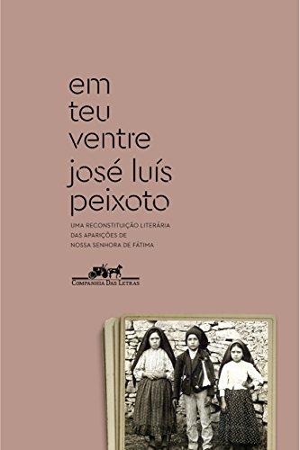 Em teu ventre, livro de José Luís Peixoto