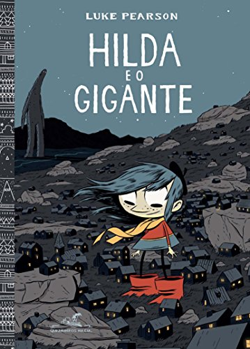 Hilda e o Gigante, livro de Luke Pearson