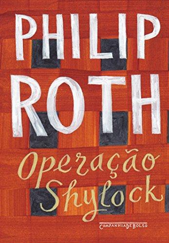 Operação Shylock - Uma confissão (edição de bolso), livro de Philip Roth