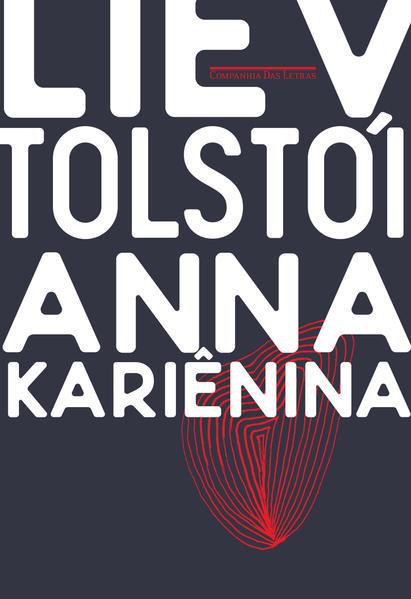 Anna Kariênina, livro de Liev Tolstoi