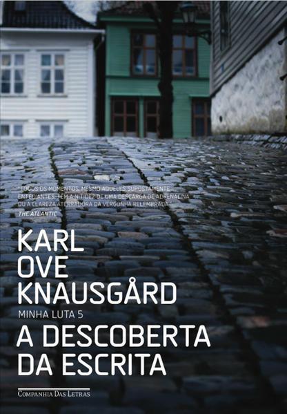 A Descoberta da Escrita, livro de Karl Ove Knausgård