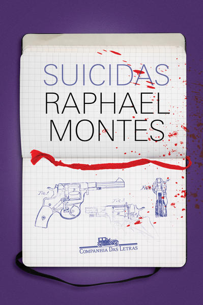 Suicidas, livro de Raphael Montes