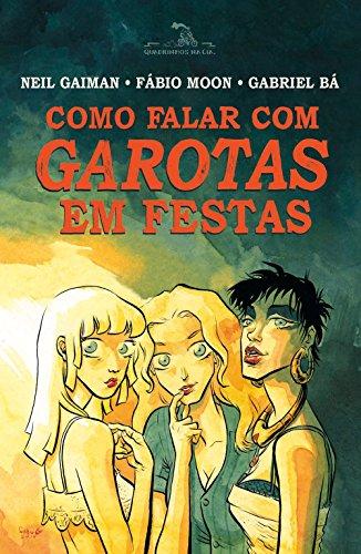 Como Falar com Garotas em Festas, livro de Neil Gaiman