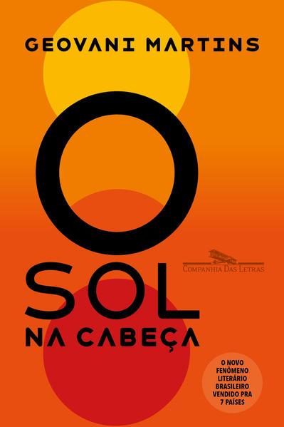 O Sol na Cabeça: Contos, livro de Geovani Martins