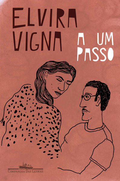 A um passo, livro de Elvira Vigna