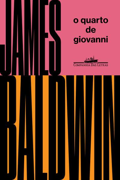 O quarto de Giovanni, livro de James Baldwin