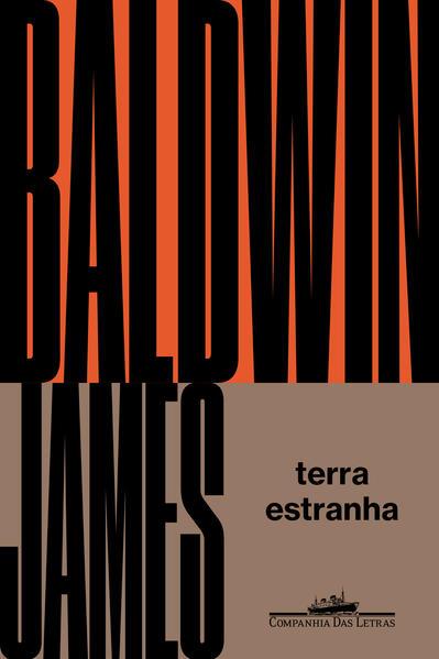 Terra estranha, livro de James Baldwin