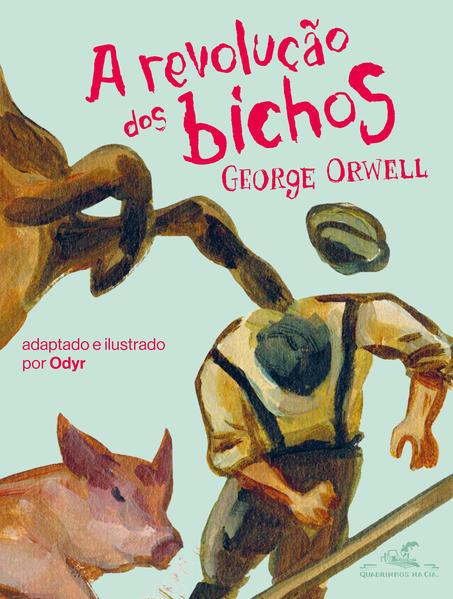 A Revolução dos Bichos (HQ), livro de George Orwell, Odyr