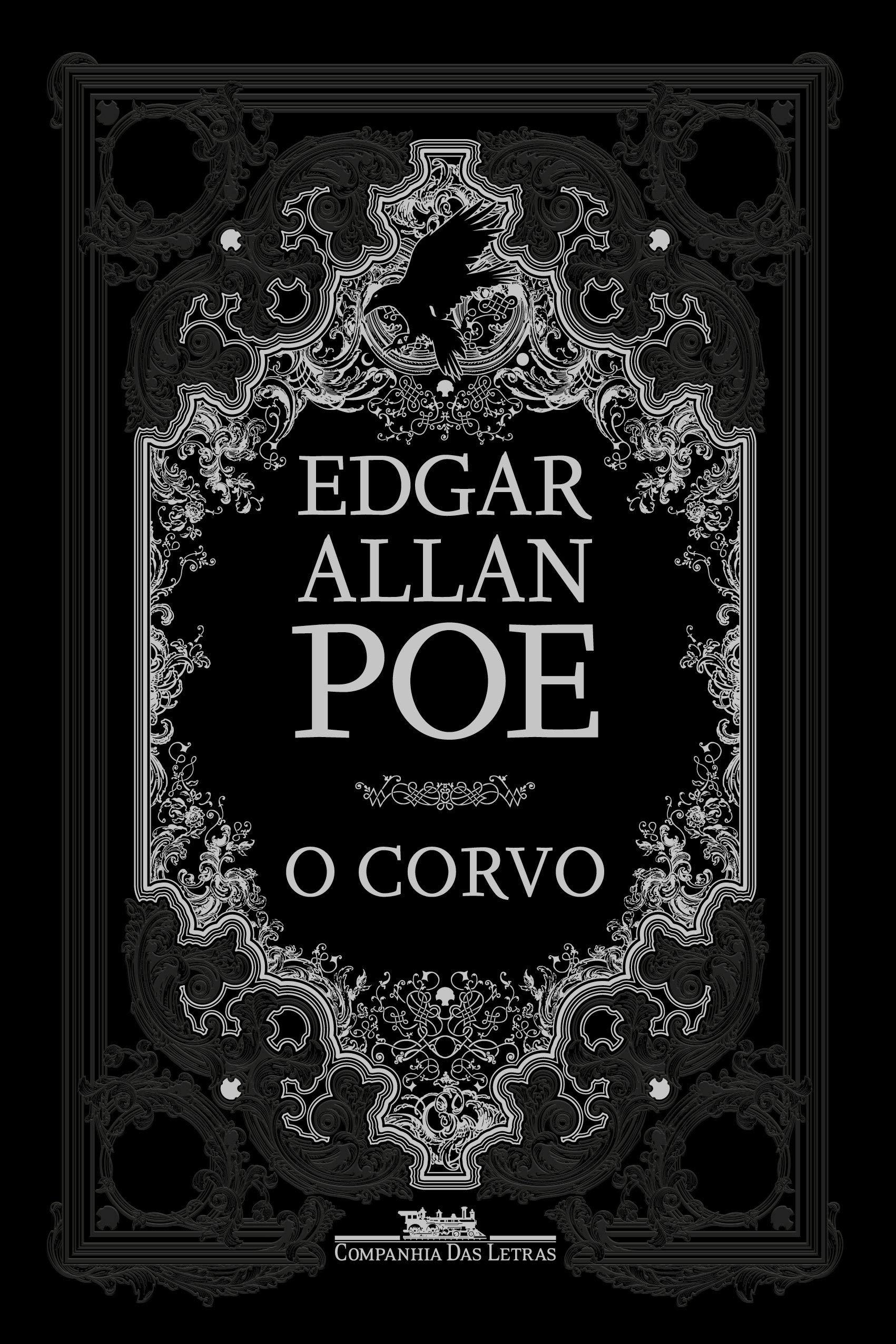 O corvo, livro de Edgar Allan Poe