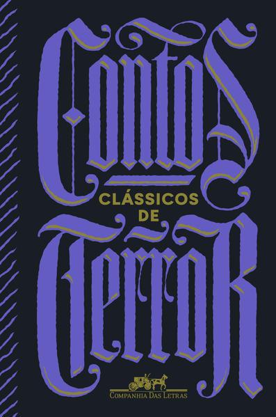 Contos clássicos de terror, livro de Vários autores