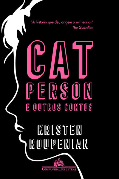 Cat Person e outros contos, livro de Kristen Roupenian