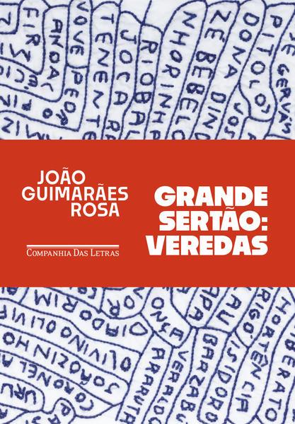 Grande sertão: Veredas, livro de Guimarães Rosa