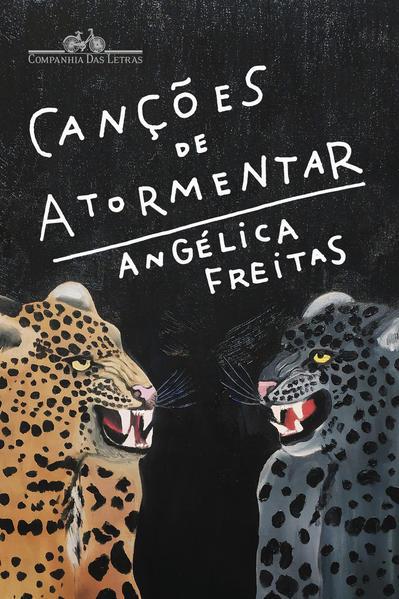 Canções de atormentar, livro de Angélica Freitas