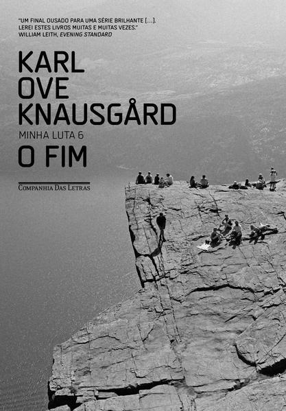 O fim, livro de Karl Ove Knausgård