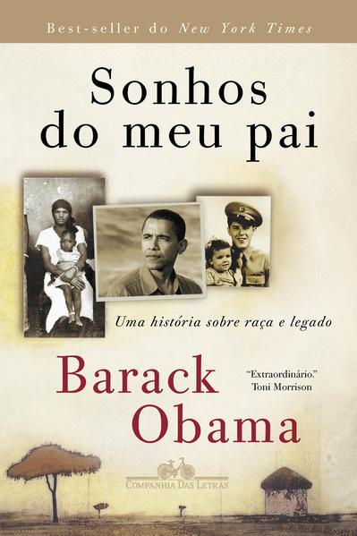 Sonhos do meu pai. Uma história sobre raça e legado, livro de Barack Obama