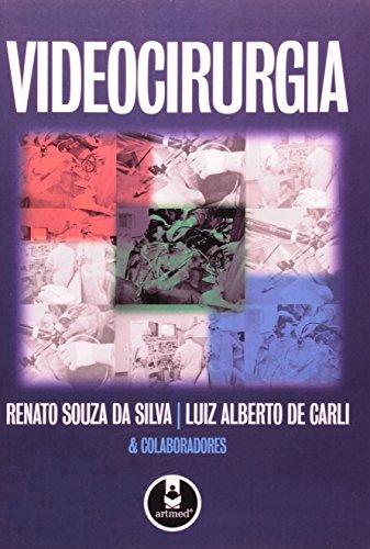 Videocirurgia, livro de Renato Souza da Silva