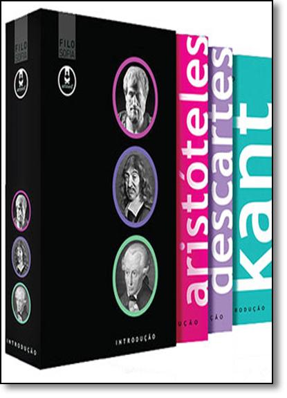Série Introdução À Filosofia - 3 Volumes, livro de Otfried Höffe