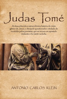 Judas Tomé, livro de Antônio Carlos Klein