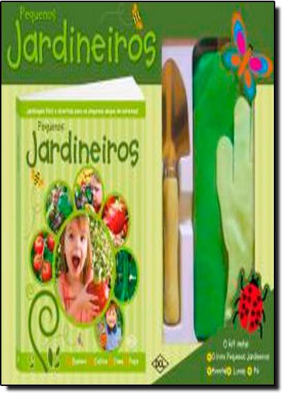 PEQUENOS JARDINEIROS, livro de Alicat Trading