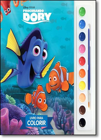 Procurando Dory - Coleção Aquarela Disney, livro de Vários Autores