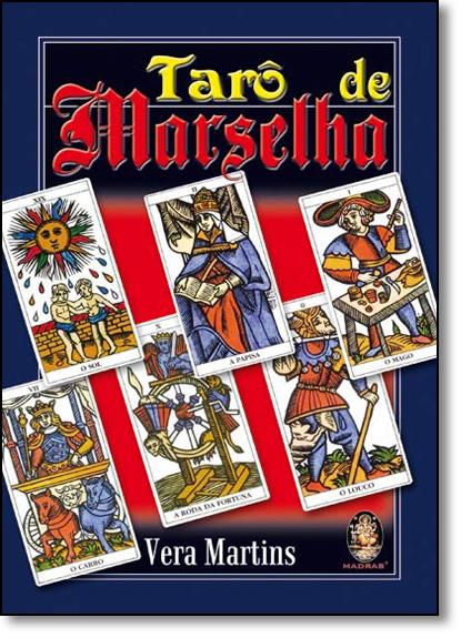 Tarô de Marselha, livro de Vera Martins