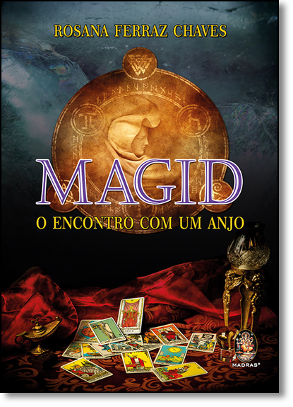 Magid: O Encontro com um Anjo, livro de Rosana Ferraz Chaves