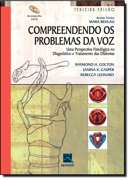 Compreendendo Os Problemas Da Voz, livro de COLTON