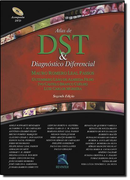 Atlas de Dst e Diagnóstico Diferencial, livro de Mauro Romeu Leal Passos