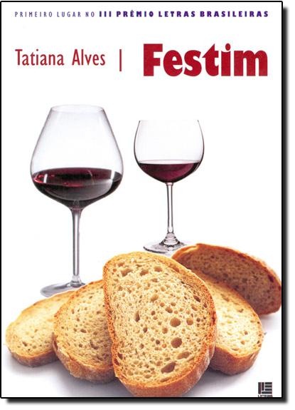Festim, livro de Tatiana Alves