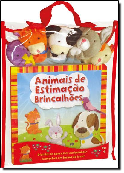 Amiguinhos Fantoches: Animais de Estimação Brincalhões, livro de Igloo Books