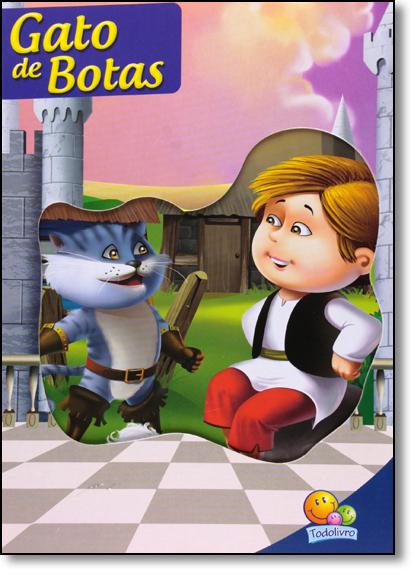 Gato de Botas - Coleção Contos Recortados, livro de Little Pearl Books