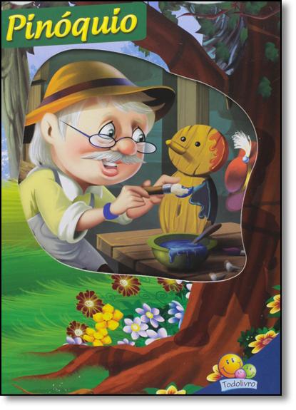 Pinóquio - Coleção Contos Recortados, livro de Little Pearl Books