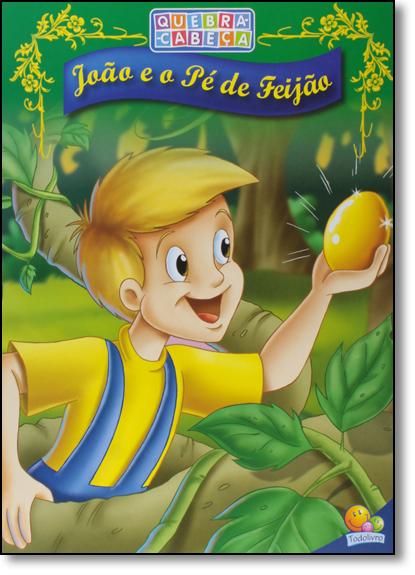 João e o Pé de Feijão - Coleção Quebra-cabeça, livro de Roberto Belli