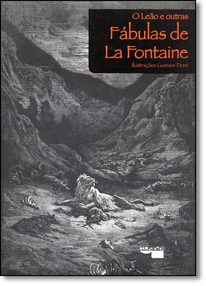Leão e Outras Fábulas de La Fontaine, O, livro de La Fontaine