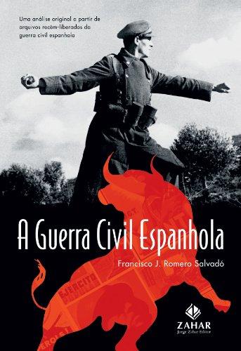A Guerra Civil Espanhola, livro de Francisco J. Romero Salvadó