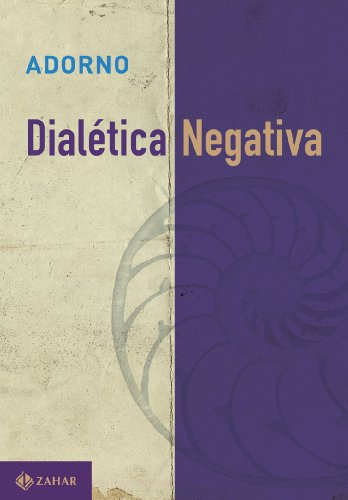 Dialética negativa, livro de Theodor W. Adorno