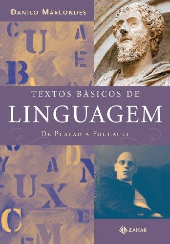 Textos básicos de linguagem, livro de Danilo Marcondes