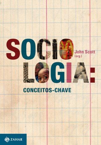 Sociologia. Conceitos-Chave, livro de Vários Autores