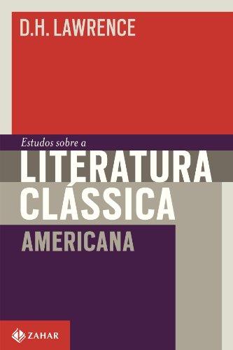 Estudos sobre a literatura clássica americana, livro de D.H. Lawrence