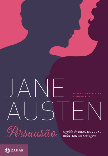 Persuasão - Coleção Clássicos Zahar, livro de Jane Austen