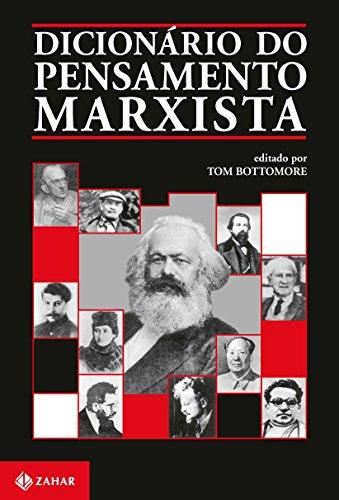 Dicionário Do Pensamento Marxista, livro de Tom Bottomore