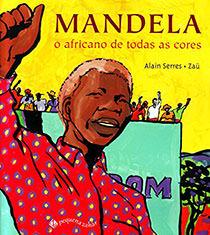 Mandela, livro de Alain Serres