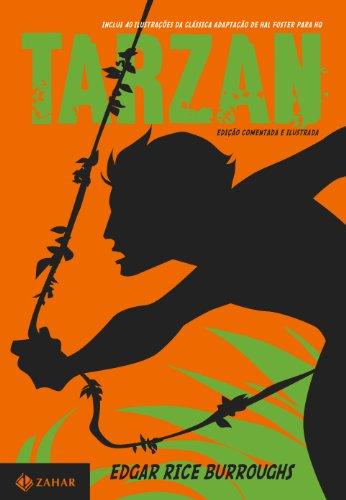 Tarzan - Coleção Clássicos Zahar, livro de Edgar Rice Burroughs