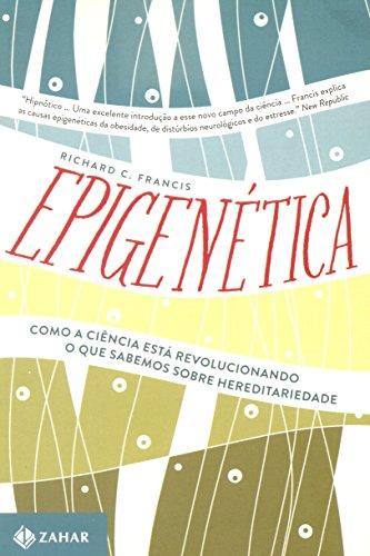 Epigenética, livro de Richard C. Francis