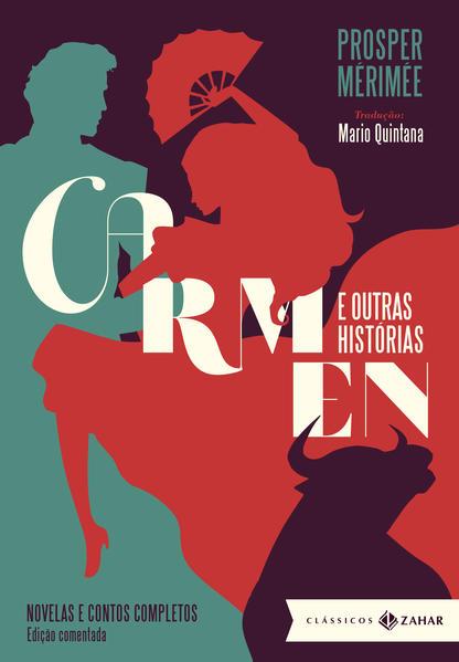 Carmen e Outras Histórias, livro de Prosper Mérimée