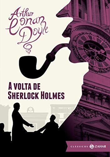 A Volta de Sherlock Holmes, livro de Arthur Conan Doyle